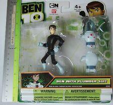 Bandai BEN10 Ben with Plumber Suit (Item #32022)