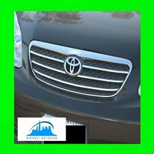 FOR TOYOTA COROLLA 05 06 07 08 CHROME TRIM FOR GRILLE GRILL W/5YR WARRANTY