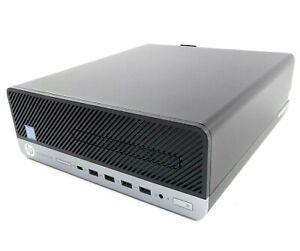 HP ProDesk 600 G3 SFF PC - Intel Core i5-7500 @ 3.40GHz 4GB DDR4 500GB HDD