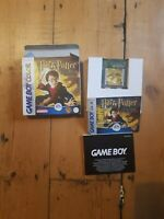 Harry Potter And The Chamber Of Secrets Gameboy Colour Boxed Complete