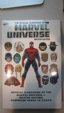 Essential Official Handbook of the Marvel Universe - Master Edition Volume 3