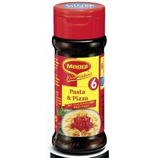MAGGI seasoning mixture No.6 - for Pasta und Pizza with Italian herbs 60 g New