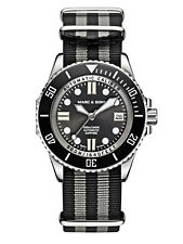 Reloj automatico, reloj Hombre, reloj Náutico, diver 50atm, eta 2824-2, bgw9, cristal zafiro