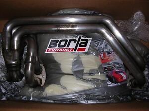 Borla Stainless Unequal Length Turbo Manifold Header Fits 04-20 STi / 02-14 WRX