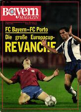 EC I 90/91 FC Bayern München - FC Porto, 06.03.1991