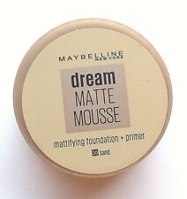 Maybelline Dream Matte Mousse Mattifying Foundation + Primer - Please Choose: