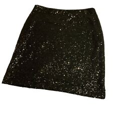 Cache Sexy Sequin Mini Skirt - Sz XS