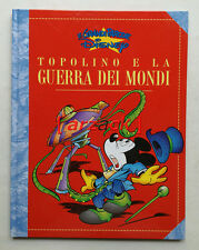 LE GRANDI PARODIE 39 Topolino e la guerra dei mondi (Sisti - Uggetti)
