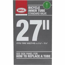 "UNIVERSAL BICYCLE INNER TUBE - SCHRADER VALVE - 27"", 1.125"" TO 1.25"""