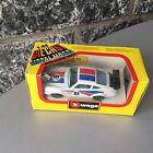 VIntage 80s# Burago Bburago PORSCHE 911 TURBO cod. 4147 scala 1/43