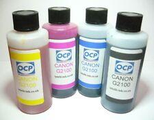 Genuine OCP Kit de Cartuchos de Tinta Compatible con Canon Pixma G1100 G2100 G3100