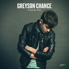 Greyson Chance - Truth be told - CD (album nuovo/disco sigillato)