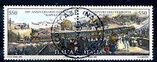 REPUBBLICA 1989 - NAPOLI PORTICI   DITTICO  USATO