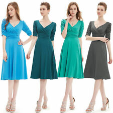 Ever-Pretty Polyester Hand-wash Only Casual Dresses for Women