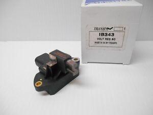 New* IB343- Voltage REGULATOR BOSCH type RE72 RE70 VS VT VX VY V6 magna TF TH TJ