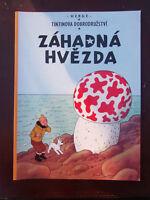 Tintin - L'étoile mystérieuse  en TCHEQUE ALBATROS EO 2008 NEUF!!!