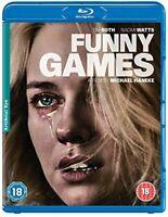 Funny Games (US) [Blu-ray] [DVD][Region 2]
