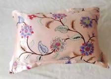 100% Mulberry Silk Pillow Case 25Momme Slip Genuine Silk Pillowcase Floral Print