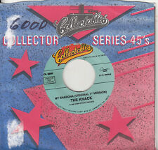 "THE KNACK My Sharona (Original 7"" Version) / My Sharona (Long Version) 45"