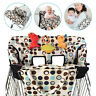 Baby High Chair Seat Shopping Cart Cover Cushion Supermarket Trolley  -
