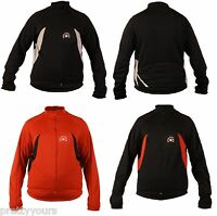 New Men's cycling jersey long sleeve top jacket weather proof  S M L XL XXL XXXL