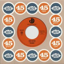 "RUBBA / ROGER WEBB Way Star vinyl 7"" library De Wolfe jazz Ace 45th Anniversary"