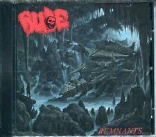 RUDE Remnants... CD