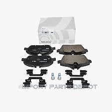 Front Brake Pad Set Genuine Mini Cooper S R50 R53 Clubman JCW 34116778320