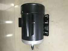 Electric Motor 1/2 hp, 1750 RPM, 115 volts,56C Frame, Single-Phase TEFC