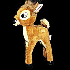 1989 Disney Promotional Products Bambi Plush Baby Fawn Deer Stuffed Animal 15 in