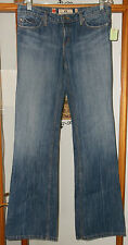 Juicy Couture Jeans Distressed Boot Cut Jeans Women's 29 USA 31 X 34