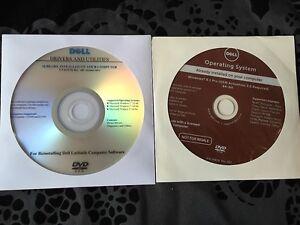 Dell Latitude E5440 and E5540 Resource DVD Pack