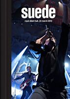 SUEDE ROYAL ALBERT HALL 24 MARCH 2010 DELUXE 2 CD + DVD SET NEW BRETT ANDERSON