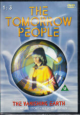 Various 'THE TOMORROW PEOPLE-THE VANISHING EARTH' DVD New/Sealed - UK Revelation