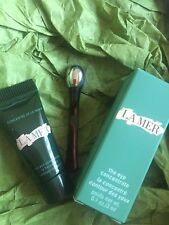 La Mer The Eye Concentrate 3ml New Boxed & Silver Wand Worth £32