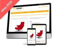 Mobil optimiert HTML eBay Template 2020 Responsive Verkaufsvorlage