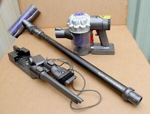 Dyson V6 Animal Cordless Handheld Stick Vacuum motorised brushhead accessories