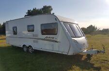 2008 Swift Archway Caldecott 4 Berth Fixed Bed Twin Axle Touring Caravan