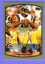 1999 Topps Tony Banks  #246 Rams- Ravens