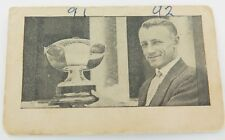 ".c1932 RARE BRADMAN'S RECORDS SET OF 32 ""ALLEN'S 1d SPEARMINT TINGLES"" CARD."