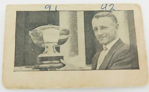 ".c1932 RARE BRADMAN'S RECORDS SET OF 32 ""ALLEN'S 1d SPEARMINT TINGLES"" CARD."