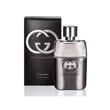 Gucci Guilty Pour Homme 1.6 oz EDT Men's Cologne New in Box Sealed