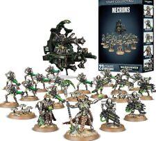 Start Collecting : Necrons. Warhammer 40k. 20% off UK rrp.