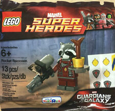 LEGO Rocket Raccoon With Groot Seed .... ToysRus Exclusive 5002145 6079529
