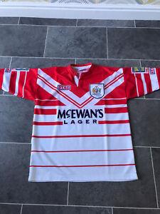 St.Helens Rugby League Shirt 1996