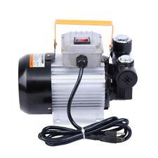 Self Prime 110V 16GPM Oil Transfer Pump Fuel Diesel Kerosene Biodiesel Pump