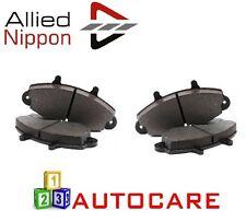 Allied Nippon Plaquettes de frein pour Ford Transit ROUE AVANT MOTEUR modèles