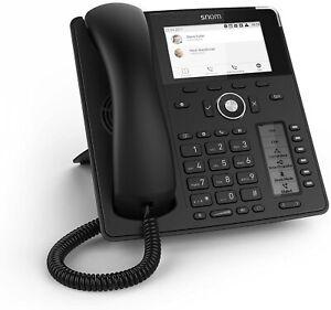 Snom D785 IP Telefon, SIP Tischtelefon Farbe + SmartScreen