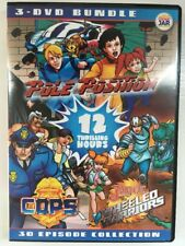 80s Cartoons - Pole Position / C.O.P.S. / Jayce (3-DIsc Set) Region 1 DVD