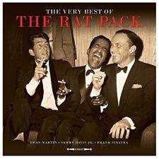 RATPACK-VERY BEST OF FEAT. SINATRA, MARTIN & DAVIS -180 GR GREEN 2 VINYL LP NEW+